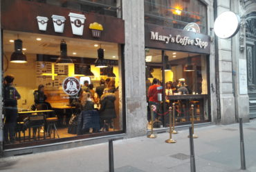 Mary's Coffee Shop Lyon